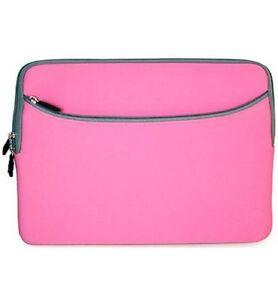 Neoprene Sleeve Case Cover (Pink) for Acer C7 Google Chromebook