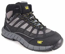 Caterpillar Men's Streamline Mid Composite Toe Waterproof  Safety Boots P90469