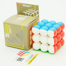 YJ Yongjun 3x3x3 Ball Shape Block Speed Magic Cube Brain Teaser Twist Toy 57MM