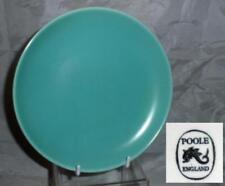 Green Twintone Poole Pottery Tableware 1960-1979 Date Range