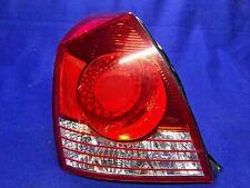 2004 2005 2006 Hyundai Elantra Sedan Left Side Tail Light Lamp