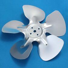 "1PC Silver Tone Aluminum Alloy Refrigerator Exaust Motor Fan Blade Part 6.7"" Dia"