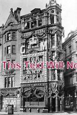 LO 632 - Farrows Bank Head Office, 1 Cheapside, London c1910 - 6x4 Photo