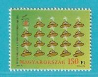 Hungría De 2001 Perfecto Estado Minr. 4680 Scouts