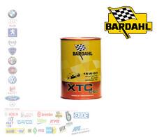 OLIO MOTORE AUTO BARDAHL XTC C60 15W50 VETTURE SENZA DPF O FAP ALTA TEMP 324040