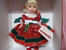 "Madame Alexander Snowflake Holiday 8"" Doll"