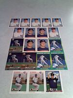 *****Jeff Johnson*****  Lot of 75 cards.....16 DIFFERENT