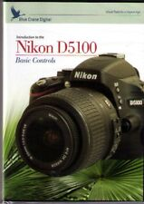 Blue Crane Digital Introduction to the Nikon D5100 - Basic Controls Training DVD