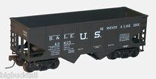 Accurail Bessemer & Lake Erie - B&Le (U.S.) 2 Bay Hopper Car Kit #43625 Nib