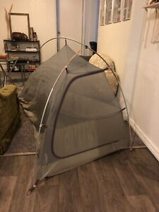 Big Agnes Fly Creek HV UL 1 Bikepack 3-Season Cycling/Backpacking Tent