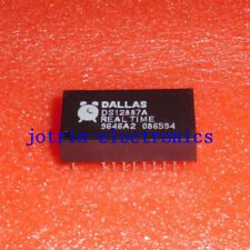 DS12887A DIP-24 Real Time Clock Multiplexed 114Byte