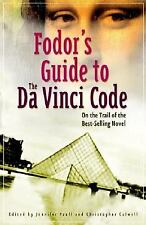 NEW - Fodor's Guide to The Da Vinci Code: On the Trail of the Best-Selling Novel