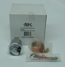 """Universal 2 1/16"""" Oil Pressure Gauge Meter"""