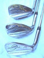 PureSpin 3 Wedge Set Gap, SW, & LW LH Pre-owned Very Minimal Use!