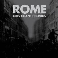 ROME Nos Chants Perdus CD Ordo Rosarius Equilibrio Death in June Spiritual Front