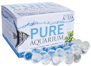 Evolution Aqua Pure Aquarium -Aquarium 50 balls bacteria tank start up treatment
