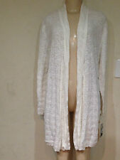 Women's Fall Spring Summer100% Cotton Cardigan Sweater jacket Style&Co plus 0X