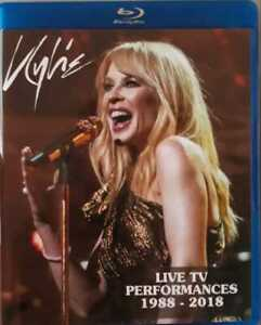 Kylie Minogue The Collection 2x Double Live Bluray