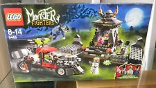 Lego Monster Fighters-Les zombies 9465 ** RARE Neuf Scellé **
