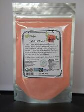 CAMU CAMU fruit powder 4oz 1/4lb - Improve Mood, Vitamin C, Antioxidant - PAJE