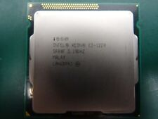 Intel Xeon SR00F E3-1220 3.10GHz Quad-Core 8MB Cache CPU 80w