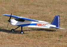 Max-Thrust Riot V2 Radio Remote Control Model Plane - Blue 100% Ready to Fly