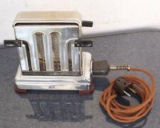 Alter dekorativer Siemens ERGe 003 220V 450W Toaster mit Kabel - Sammlerstück