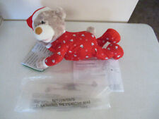 2012 Avon Nathaniel The Story Time Bear Reads Twas The Night Before Chiristmas