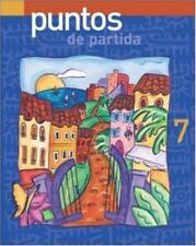 Puntos de partida: An Invitation to Spanish Student Edition w/ Online-ExLibrary