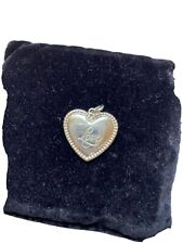 """Tiffany """"LOVE"""" CUORE un pendente per collana o bracciale"""