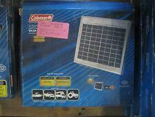 Coleman 10 Watt Crystalline Solar Panel 12 Volt