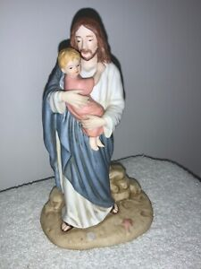 """Home Interiors Greatest Stories Ever Told 1998 ~  """"HIS LOVING ARMS"""" #14541-98"""