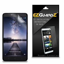 6X EZguardz Ultra Clear Screen Protector Cover HD 6X For ZTE ZMax Pro