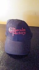 New The Cheesecake Factory baseball Cap Hat Hard to Find