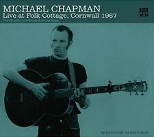 Michael Chapman - Live At Folk Cottage Cornwall 1967 [CD]