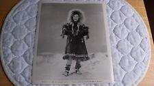 Arctic Manhunt 1949 photo Carol Thurston as Eskimo
