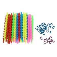 Long Spiral Hair Perm Rod Hairdressing Styling Curler Rollers (01 35pcs)