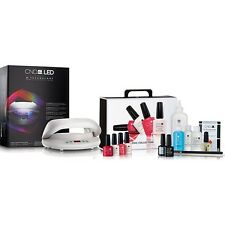 CND Shellac lámpara LED & CND Shellac CHIC COLECCIÓN el Kit de Arranque Completo