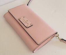NWT Kate Spade Wellesley Natalie Ballet Slippers Pink Leather Crossbody WKRU2722