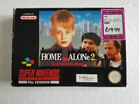 Home Alone 2 Lost In New York - Super Nintendo SNES game - [PAL UKV CIB]