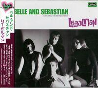 "Belle And Sebastian - Legal Man"" Single JAPAN CD OBI"