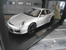 PORSCHE 911 997 gt2 COUPE 2007 argento NUOVO NEW NOREV Limited 1:18