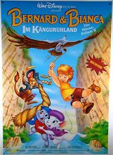 Bernhard und Bianca im Känguruland WALT DISNEY - Filmplakat DIN A1 (gerollt)