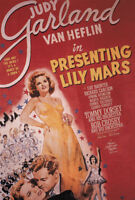 Presenting Lily Mars Judy Garland movie poster print 2