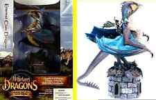 """McFarlane Toys Eternal Clan 9"""" Dragon and Rider Deluxe Box Set New from 2004"""