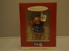 HALLMARK KEEPSAKE ORNAMENT - DALLAS COWBOYS- 1996 NFLP - SUPERBOWL WINNER