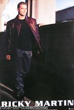 RICKY MARTIN 1999 SELF TITLED PROMO POSTER
