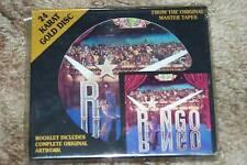"""RINGO STARR """"RINGO"""" RARE GOLD CD WITH EXTRA TRACKS"""