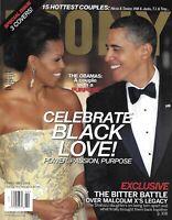 Ebony Magazine Barack And Michelle Obama The Hottest Couples Malcolm X 2009