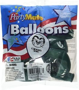 """Colorado State Rams NCAA College Sports Party Decoration 11"""" Latex Balloons"""